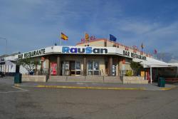 Hotel Rausan, Carretera Nacional II, km. 341, 50172, Alfajarín
