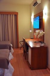 Cegil Hotel Boulevard, Avenida Jeferson Geraldo Bruno, 1580, 27536-000, Resende