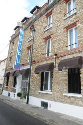 Hôtel Patio Brancion, 35 rue Edgar Quinet, 92240, Malakoff