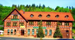 Hotel Zum Goldenen Hirsch, Untere Hauptstraße 29, 98553, Hirschbach