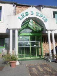 Hôtel Les 3 Epis, 2. avenue de l'épi, 77540, Rozay-en-Brie
