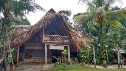 Hotel y Restaurante Q´ana Itz´am, lagunita salvador, livingston izabal,, Chiquimulilla