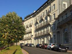 Hôtel résidence des Acacias, 25 av Louis Français, 88370, Plombières-les-Bains