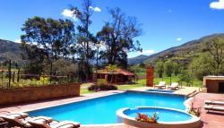 Arhaná Hosteria & Resort, Via Descanso Gualaceo Km 13 1/2, EC010350, Gualaceo