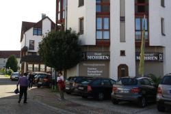 Hotel Mohren, Grenzenstraße 4, 88416, Ochsenhausen
