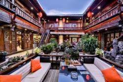 Lijiang He Mu Ju Family Inn, No.102 Zhongyi Lane,Guangyi Street, 674100, Lijiang
