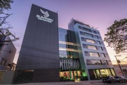 Suntory Hotel, Av. Professor Mello Cançado 2376, 35661-300, Pará de Minas
