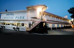 Hotel Crystal Park, Carretera Nacional 340, km 1048,2, 12500, Vinarós