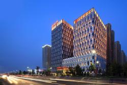 Anyang Wanda Realm Hotel, No. 29, South Section of Zhonghua Road, Wenfeng District, 455000, Anyang