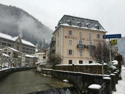 Hotel De La Poste, 1 Rue Du Dr Regad, 39400, Morez