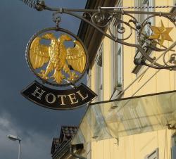 Hotel Goldener Adler, Lichtenfelser Straße 35, 96103, Hallstadt