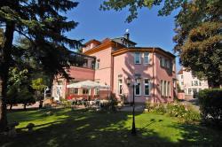 Parkhotel Güldene Berge, Langendorfer Strasse 94, 06667, Weißenfels