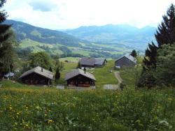 Ferienwohnung im Blockhaus Metzler, Gmeind 751, 6867, Schwarzenberg im Bregenzerwald