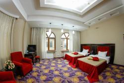Safran Hotel, Jeyhun Hajibeyli Street 282, AZ1069, Баку