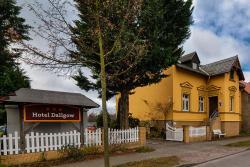Hotel Dallgow, Bahnhofstrasse 6, 14624, Dallgow