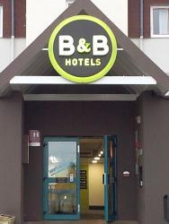 B&B Hôtel LE MANS Nord 1, 3 rue Joseph Caillaux, 72650, Saint-Saturnin