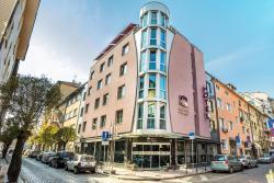 Best Western Art Plaza Hotel, 46 Hristo Belchev  str., 1000, Sófia