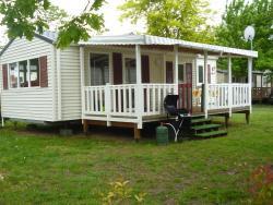 Mobile Home Au Camping La Reserve, La Réserve 1229 Avenue Félix Ducourneau, 40160, Gastes