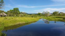 La Penal Camping y Amazonia, a 15 minutos de Río Negro en Cumanda La Penal cruza el puente y anda 4 minutos, 180312, Mera