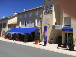 Hôtel de La Poste, 54 route du Grand Chemin, 12230, La Cavalerie
