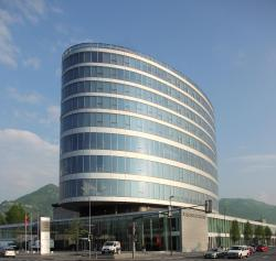 Four Points by Sheraton Panoramahaus, Messestraße 1, 6854, Dornbirn