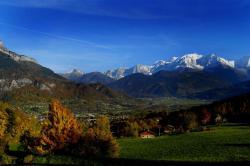 Le Chalet Vue Mont-Blanc, 1350, route de Doran, 74700, Sallanches