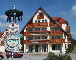 Hotel-Landpension Postwirt, Hauptstr. 21, 91241, Kirchensittenbach