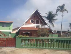 Hostel chalé itanhaem, Rua João Pedro Orsi, 125, jd fazendinha (lado praia), 11740-000, Itanhaém