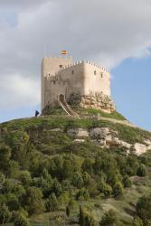 Residencia Real del Castillo de Curiel, Castillo de Curiel, s/n, 47316, Curiel de Duero