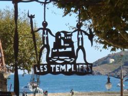 Hôtel des Templiers, 5 rue Colbert, 66190, Collioure