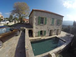 Maison Saint Florent, Presbytère San Giovannaccia, 20246, Santo-Pietro-di-Tenda