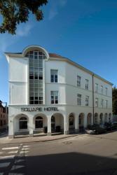 Square Hotel, Groeningestraat 39, 8500, Kortrijk