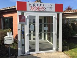 Hôtel Les Archers, Rond Point De Bel Air, 85500, Chambretaud