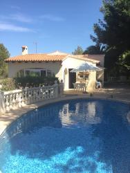 Villa Bayona, Carretera Moraira-Teulada, 124, 03724, Moraira