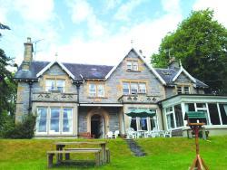 Ossian Lodges, Kincraig, PH21 1QD, Kincraig