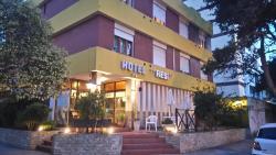 Hotel Resi San Bernardo, Falkner 298 esquina La Rioja, 7111, San Bernardo