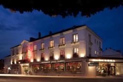 Hotel d'Angleterre, 19 Place Monseigneur Tissier, 51000, Châlons-en-Champagne