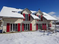 Centre ViaYoga, Chemin des Perce-Neige 4, 1264, Saint-Cergue