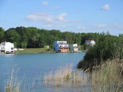 Ferienhaus Seepferdchen, An der Lagune 99, 04575, Neukieritzsch