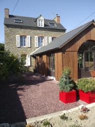 Chambres d'hôtes Le Clos d'Enhaut, 42 rue de la Ville ès Meniers, 35800, Dinard
