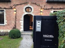 B&B Michel, Ten Doorn 7, 1852, Grimbergen