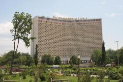 Hotel Uzbekistan, Musakhanova Street 45, 100047, Taszkient