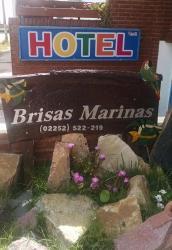 Hotel Brisas Marinas, Calle 13 Nº 50, 7105, San Clemente del Tuyú