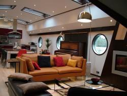 Seine Loftboat, 110 quai de Seine Péniche Silence, 95530, La Frette-sur-Seine