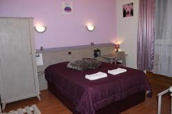 Hôtel Des Alliés, 1 Rue Brillat Savarin, 01160, Pont-d'Ain