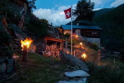 Alpenhütte Doru, Alpe Doru, 3911, Ried-Brig