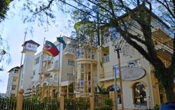 Soder Hotel, Rua Marechal Floriano, 1019, 96810-000, Santa Cruz do Sul