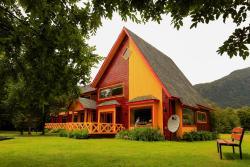 Hotel y Cabañas Patagonia Green, Avenida Lago Riesco 350, 6000000, Puerto Aisén