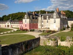 Appartement-gîte du Château de Gizeux, Le Château, 37340, Gizeux