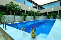 Vitoria Palace Hotel, Rua Lucas Evangelista de Morais, 1100, 59612-085, Mossoró